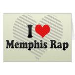 Amo el rap de Memphis Tarjeton