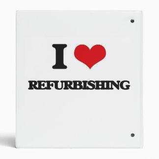 Amo el restaurar