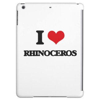 Amo el rinoceronte
