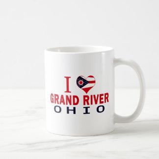 Amo el río magnífico, Ohio Taza