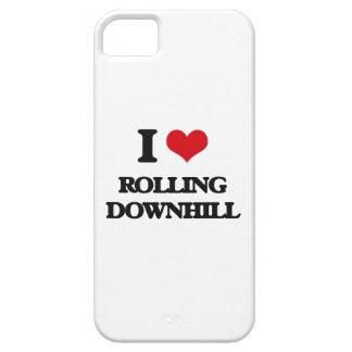 Amo el rodar cuesta abajo iPhone 5 carcasa
