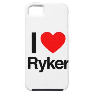 amo el ryker iPhone 5 cobertura