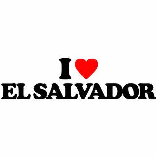 AMO EL SALVADOR ESCULTURAS FOTOGRAFICAS