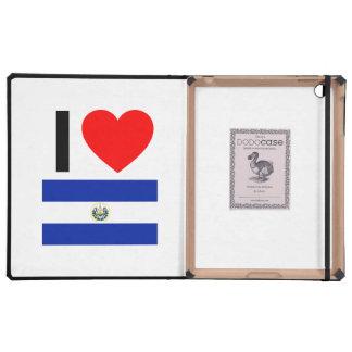 amo El Salvador iPad Coberturas