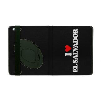 AMO EL SALVADOR iPad CARCASA
