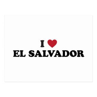 Amo El Salvador Postal