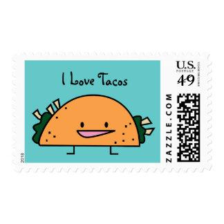 Amo el sello del Tacos