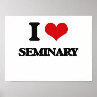 Amo el seminario póster
