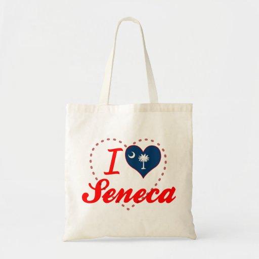 Amo el Seneca, Carolina del Sur Bolsas