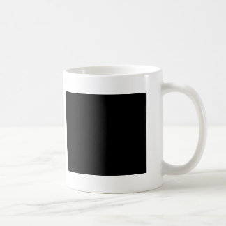 Amo el sentir taza básica blanca
