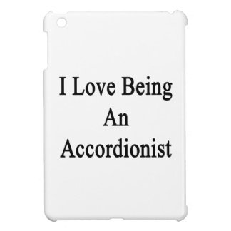 Amo el ser acordeonista