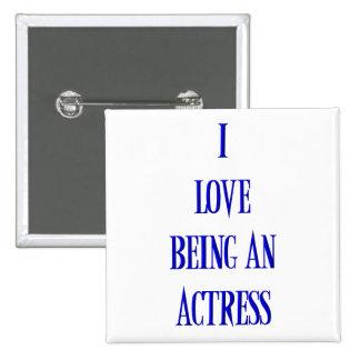 Amo el ser actriz pins