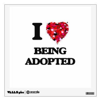 Amo el ser adoptado