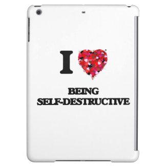 Amo el ser autodestructivo