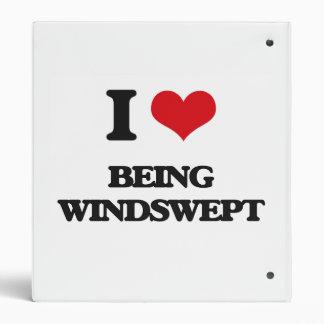 """Amo el ser azotado por el viento carpeta 1"""""""