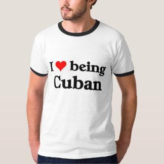 Amo el ser cubano polera