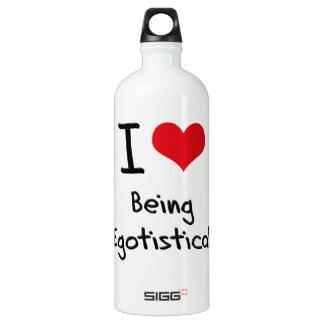 Amo el ser egotista