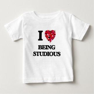 Amo el ser estudioso t-shirt