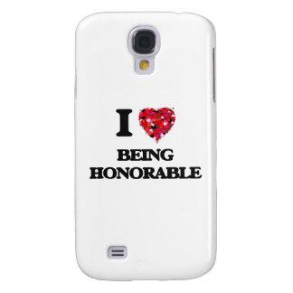 Amo el ser honorable funda para galaxy s4