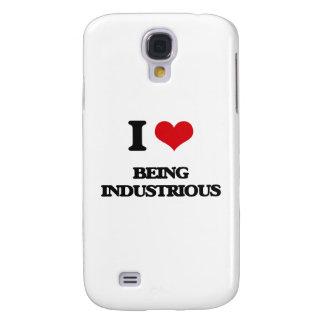 Amo el ser industrioso