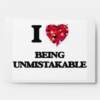 Amo el ser inequívoco sobre