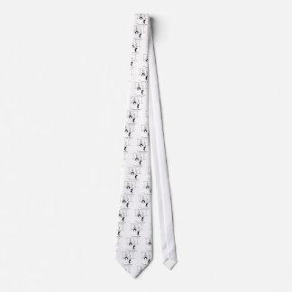 Amo el ser inspector de construcción corbatas personalizadas