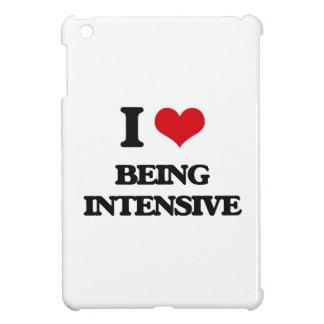 Amo el ser intensivo