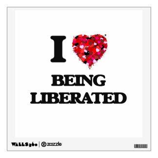Amo el ser liberado