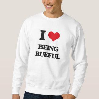 Amo el ser pesaroso jersey