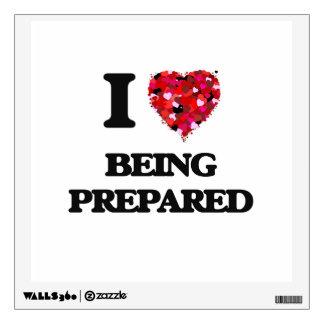 Amo el ser preparado