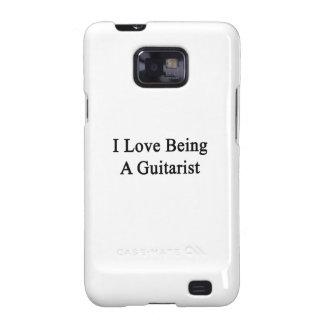 Amo el ser un guitarrista galaxy SII carcasa