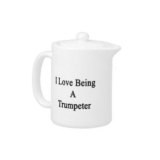 Amo el ser un trompetista