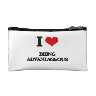 Amo el ser ventajoso