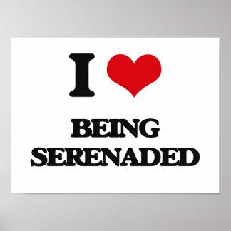 Amo el Serenaded Posters