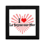Amo el Seyne-sur-mer del La, Francia Caja De Joyas