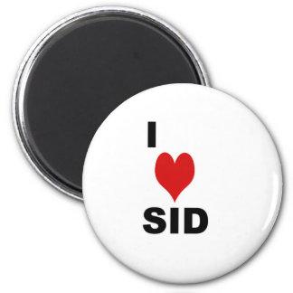 amo el Sid Imán Redondo 5 Cm