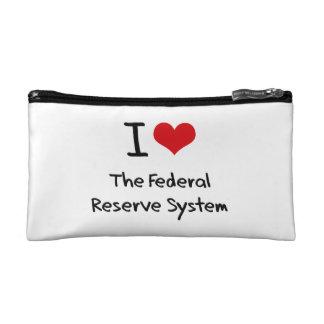 Amo el sistema de Federal Reserve