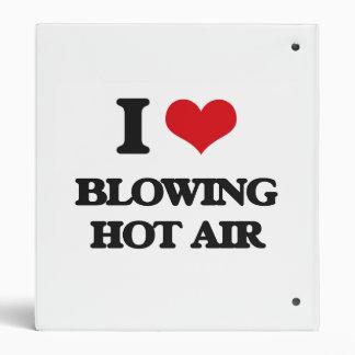 """Amo el soplar del aire caliente carpeta 1"""""""