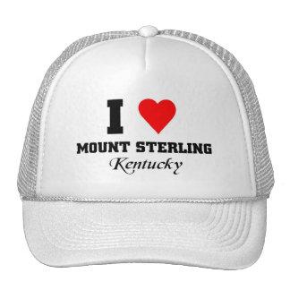 Amo el soporte Sterling, Kentucky Gorro