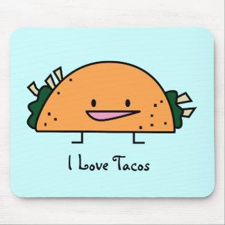 Amo el Tacos Mousepad