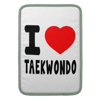 Amo el Taekwondo Funda Para Macbook Air