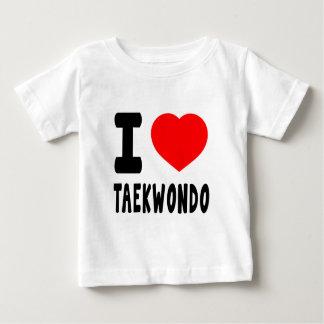 Amo el Taekwondo Poleras