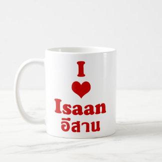 Amo el ❤ Tailandia de Isaan Taza