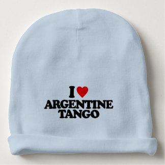 AMO EL TANGO DE ARGENTINA GORRITO PARA BEBE