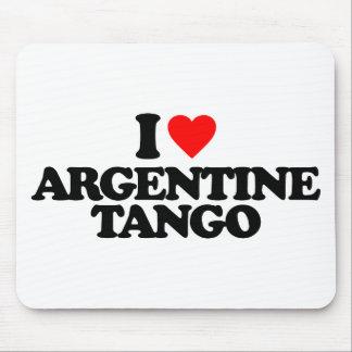 AMO EL TANGO DE ARGENTINA MOUSE PADS