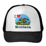 Amo el taxi del país de Montana Gorro