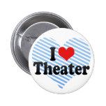 Amo el teatro pins