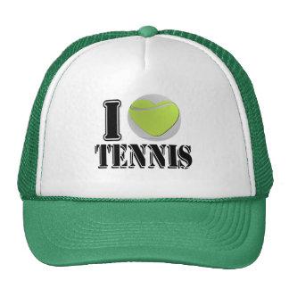 Amo el tenis - gorra