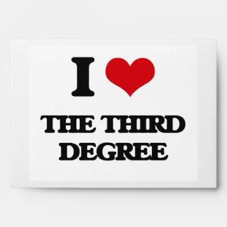 Amo el tercer grado