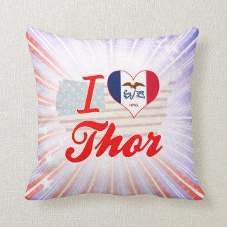 Amo el Thor, Iowa Cojin